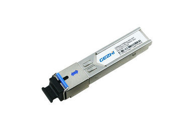 Chiny SMF Media Bidirectional Fiber Optic Transceiver For SONET OC-24-LR-1 dystrybutor