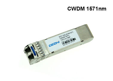 Chiny 70km Huawei 10Gb Switch 10 Gigabit Ethernet SFP+ Transceiver For WDM System dystrybutor