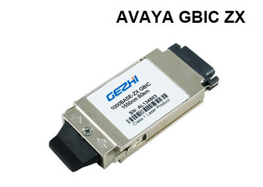 Chiny GE Fiber Channel CWDM GBIC Transceiver 0℃~ +70℃ Operating Temperature dystrybutor