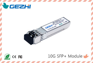 Chiny SFP Plus / 10G SFP+ Transceiver SR 850nm 300M LC compatible with Cisco and Various brand dystrybutor